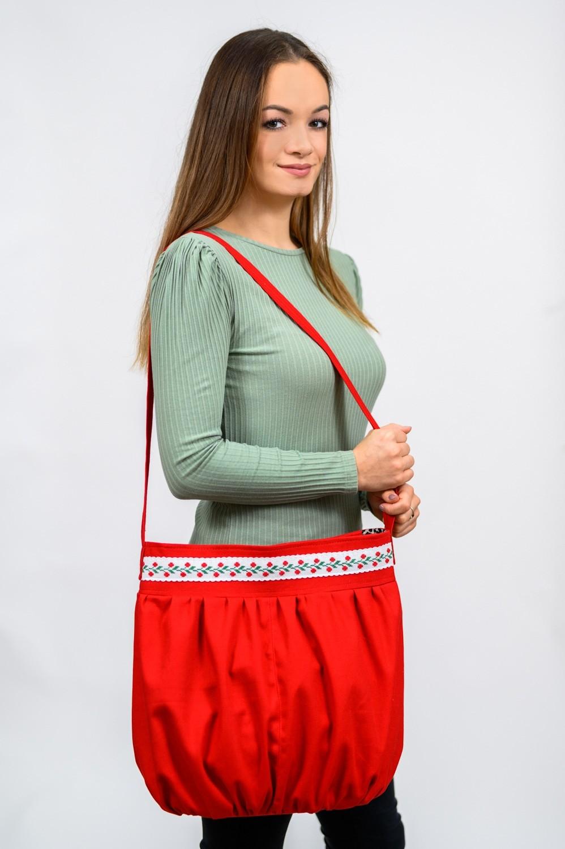 Vyšívaná, dámska  MEGA-taška-TS016