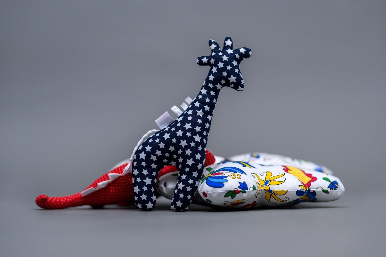 Hračka pre deti - Žirafa D003