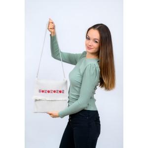 Ručne vyšívaná taška - TS019