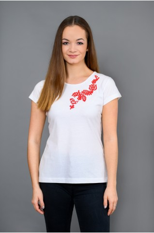 Női póló, Magyar népmesék motívum T013